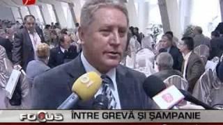 Metrou Stiri - Intre Greva si Sampanie