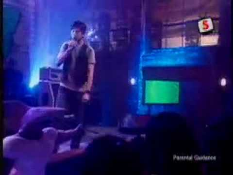Christian Bautista on TV5s MP3