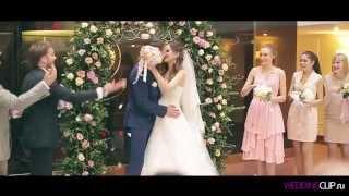 Европейская свадьба 2015 | Alena&Dima | weddingclip