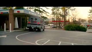 Baby Driver Mike Myers Bank Robbery 💰.