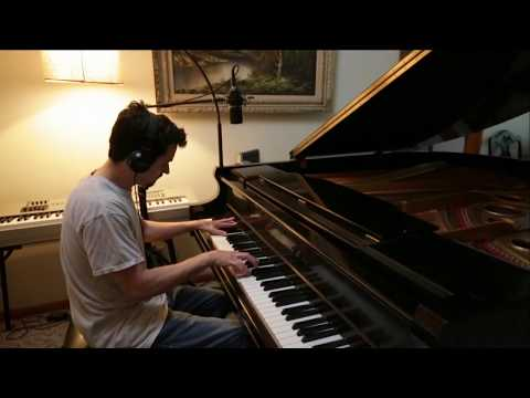 Nouela - The Sound Of Silence (Cover) - Piano By Me