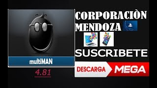 Descargar Multiman 4.81 para PS3 (2018)