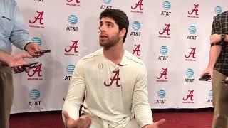 Alabama LB Keith Holcombe   Mississippi State week