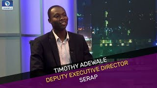 Timothy Adewale Sheds Light On SERAP | The Other News | Sept. 28 2017
