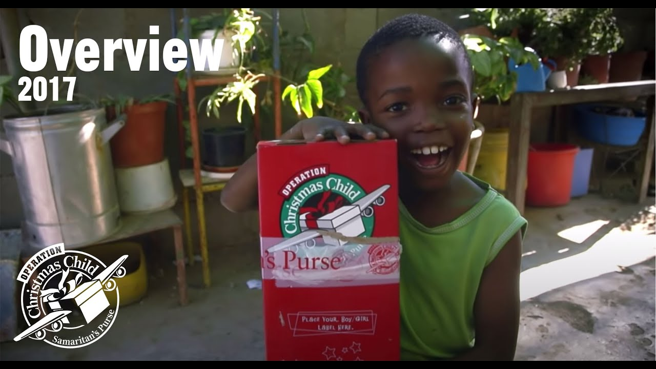 Operation Christmas Child Overview 2017, Full Length - YouTube