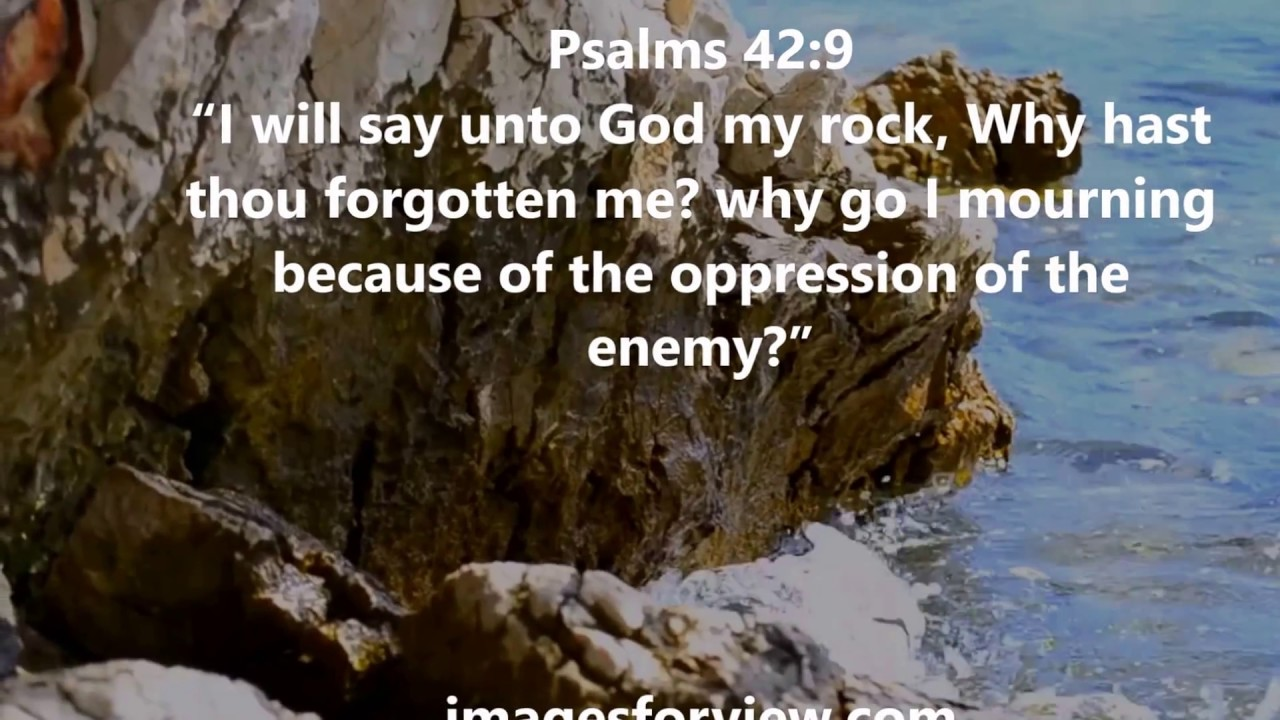 The Rock in the Book of Psalms with nature sound free download