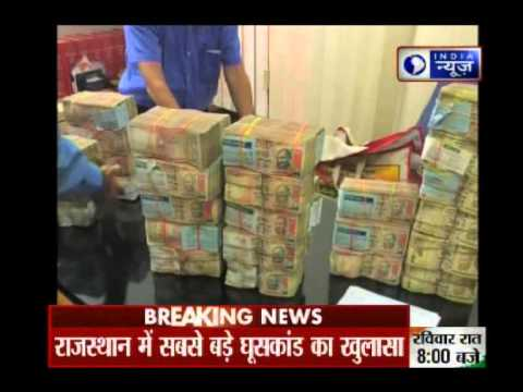 Senior Rajasthan IAS officer arrested for Rs 2.55 crore bribe