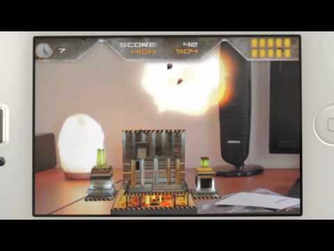 AppTag  Laser Blaster - ARcade (Single Player)