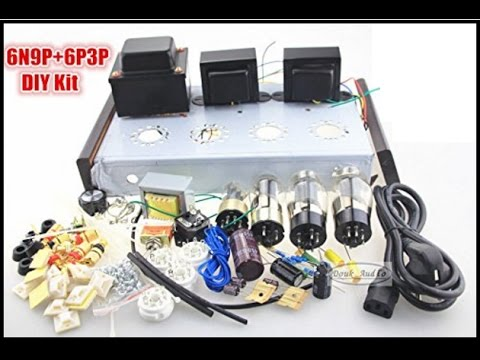 Röhrenverstärker Bausatz / Nobsound Douk Audio / DIY KIT HIFI