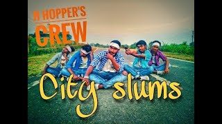 city slums - Raja Kumari ft. DIVINE | Dance choreography( H hopper's Dance crew)