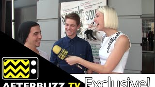 Nick Garcia & Nico Greetham @ Shaping Sound Red Carpet | AfterBuzz TV Interview