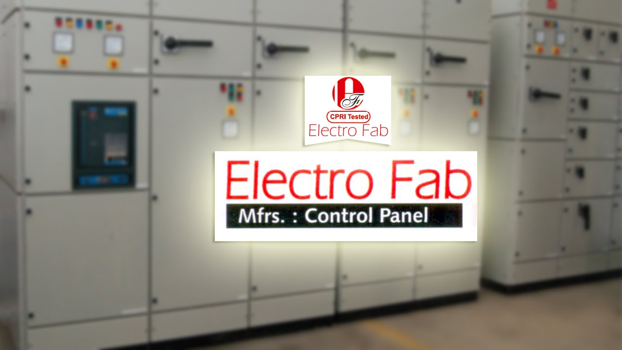 Electro Fab Control Panel Roopena Agrahara Madivala Bengaluru