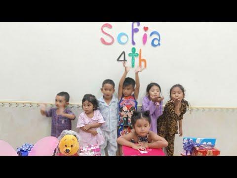 Happy Birthday Anak Kawan Aku