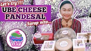 Ube Cheese Pandesal, Chocolate Crinkles, Blueberry Cheesecake & Brownie Crackle Cookies   TASTE TEST