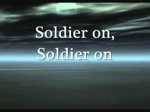 The Temper Trap - Soldier On (Lyrics)
