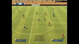 2015 Virtual World Cup Qualifying Hungary - France