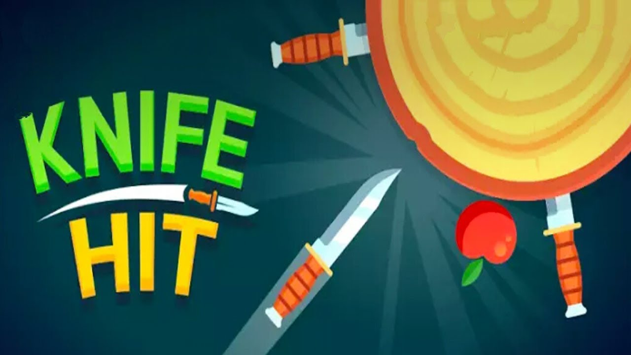 Knife Hit By Ketchapp [Android/iOS] Gameplay ᴴᴰ