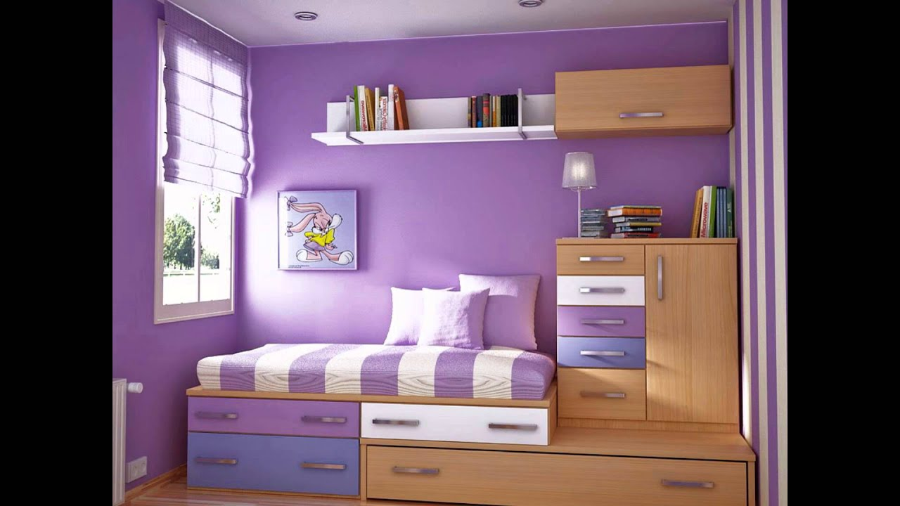 Bedroom paint designs bedroom wall paint designs wall - Interior paint ideas for small rooms ...