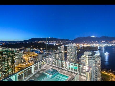 PH-1188 W Pender Street, Vancouver I Amir Hamzehali - 360hometours.ca