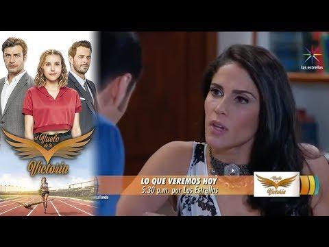 El vuelo de la Victoria | Avance 10 de agosto | Hoy - Televisa