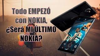 ¿Será mi ÚLTIMO NOKIA para SIEMPRE?  NOKIA 8 SIROCCO  UNBOXING Y PRIMERAS IMPRESIONES en ESPAÑOL