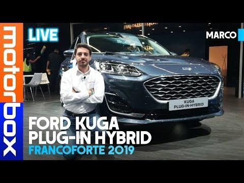 Ford Kuga 2020 | Tutta nuova, con motori ibridi e plug in, ma il diesel resiste