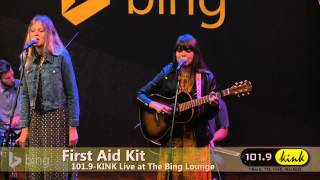 First Aid Kit - My Silver Lining (Bing Lounge)