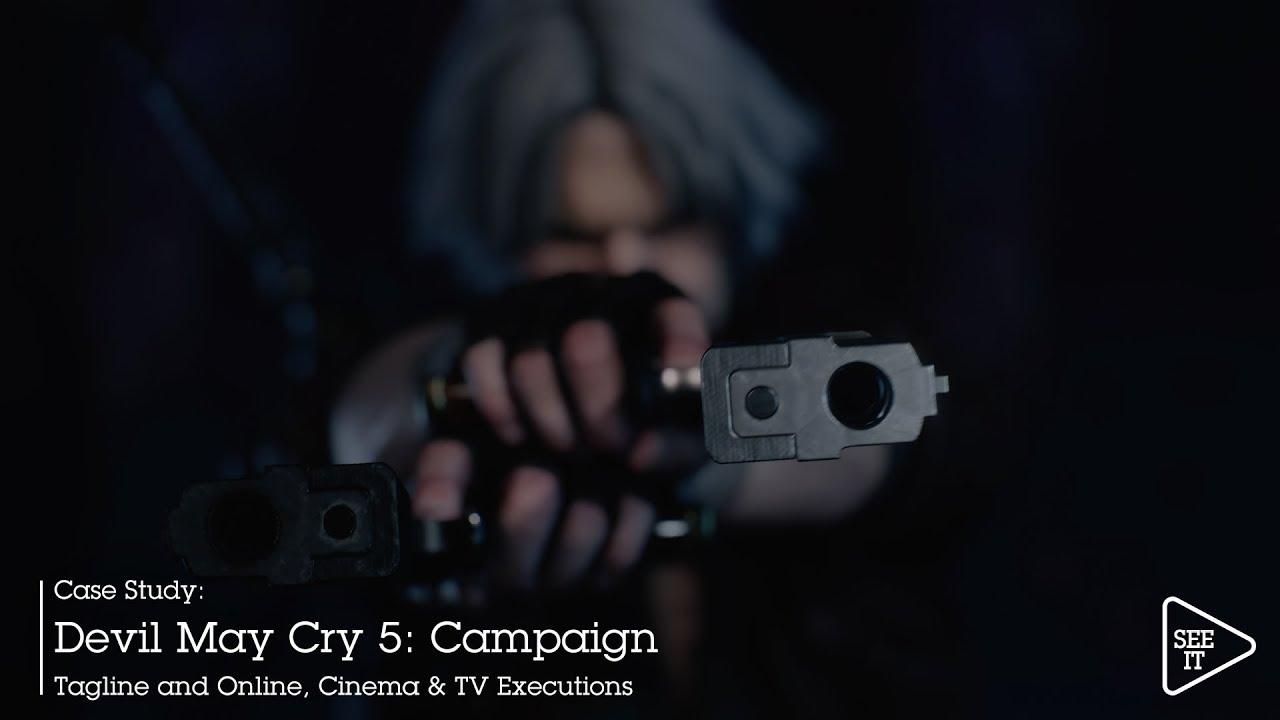 Devil May Cry 5 Case Study (Made By Maverick)