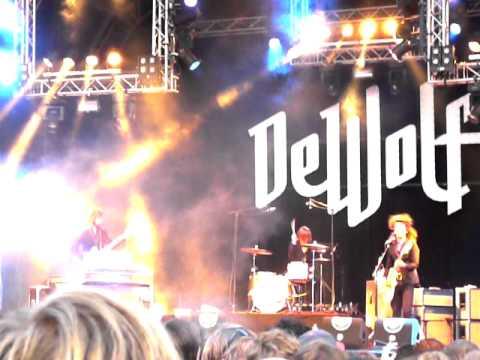 DeWolff - Seashell Woman live @ Appelpop mp3