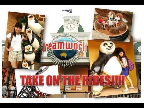 Dreamworld Theme Park (Gold Coast, Australia)