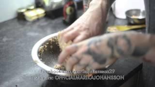 Marika Johansson Healthy Tuna Burgers