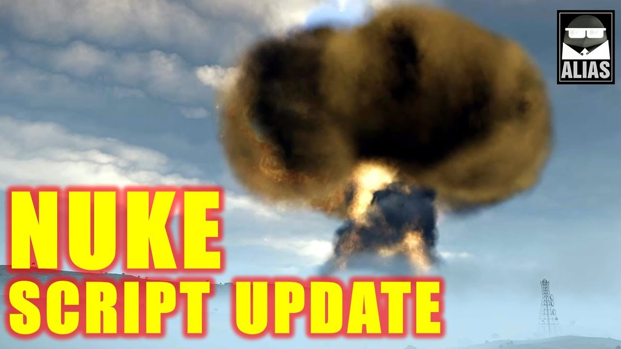 Arma 3 nuke script   Why is there no longer a nuke script anywhere