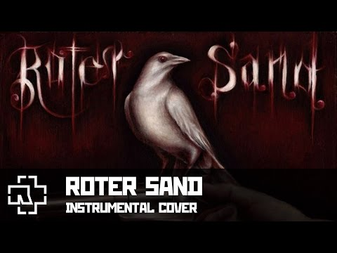 Rammstein - Roter Sand (instrumental cover)
