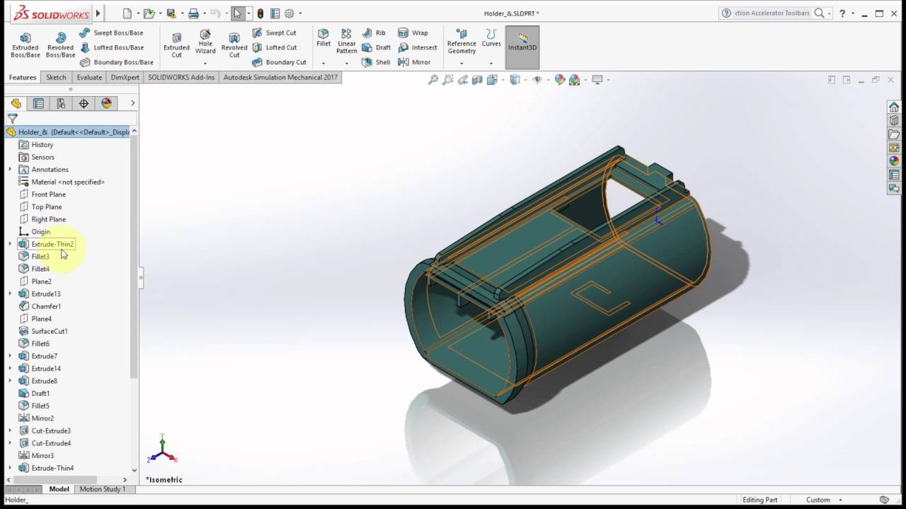 What's New in the Solidworks 2017 User Interface? | Design