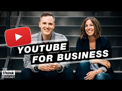 YouTube Marketing: 5 Tips for Using YouTube to Promote Your Business   #ThinkMarketing Podcast 004