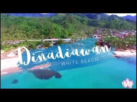 Dinadiawan, Aurora White Beach | Travel Video