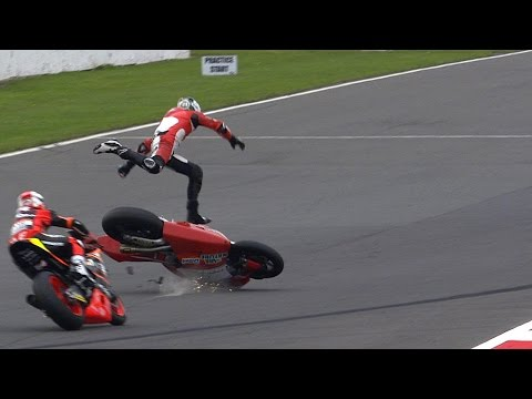 MotoGP™ Silverstone 2014 – Biggest Crashes