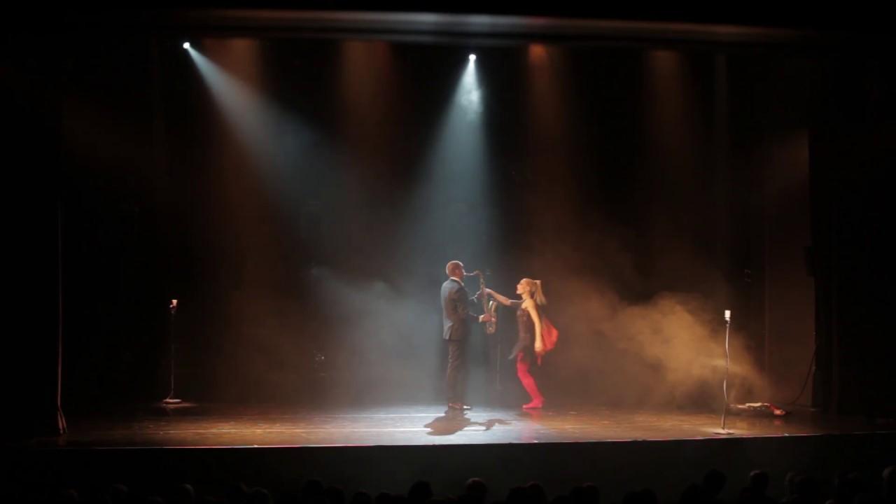 Minna Tervamäki — It's Sax (Trailer)