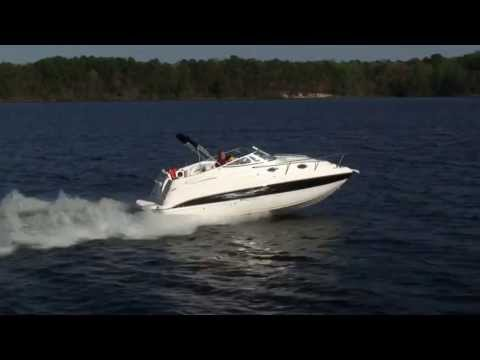 Stingray 250CS Cabin Cruiser