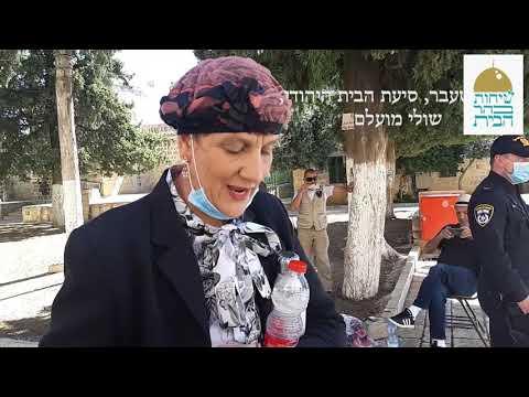 שיחות בהר הבית, 70 יום אחרי, היהודים חוזרים להר
