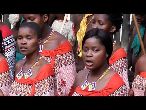 Amazing Swazi Choir Singing #Swaziland