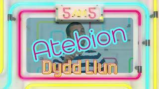 5 am 5 Dydd Llun - Atebion