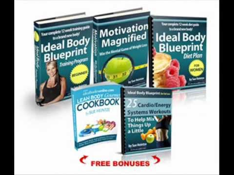Ideal body blueprint for fat loss diet youtube ideal body blueprint for fat loss diet malvernweather Image collections