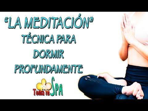 """""""LA MEDITACIÓN"""" + TÉCNICA GUIADA PARA DORMIR PROFUNDAMENTE"""