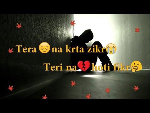 tera-na-karta-zikr-teri-na-hoti-fikr-whatsapp-status-|-zikr-song-status-|-amavas-|-armaan-malik