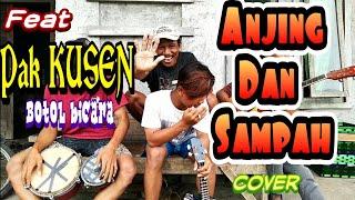 Download Lagu (botol bicara) feat Ngaduri band - anjing dan sampah rhoma irama Cover mp3