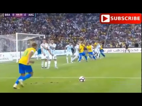 Brazil vs Argentina live football match Live