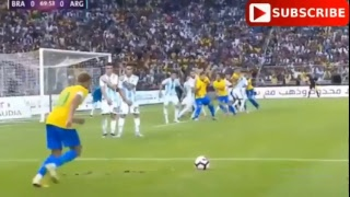 Brazil vs Argentina live football match Live