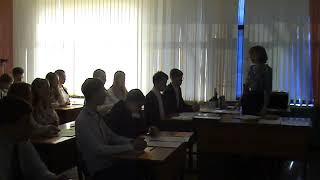 Открытый урок по финансовой грамотности в Хабаровске