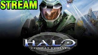 Halo Combat Evolved | Campaña Completa | LIVESTREAM